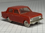 """Minix No.3 Vauxhall Viva in Red - USED - 1/76th """"OO"""" Scale., фото №2"""