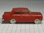 """Minix No.3 Vauxhall Viva in Red - USED - 1/76th """"OO"""" Scale., фото №3"""