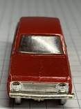 """Minix No.3 Vauxhall Viva in Red - USED - 1/76th """"OO"""" Scale., фото №4"""
