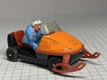 Corgi AMF SKI-DADDLER Made in Gt Britain, фото №2