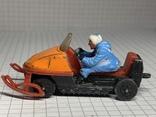 Corgi AMF SKI-DADDLER Made in Gt Britain, фото №3