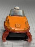Corgi AMF SKI-DADDLER Made in Gt Britain, фото №5