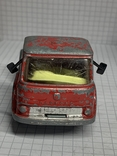 Corgi Major Toys 1130 Chipperfields Circus Bedford Articulated, фото №10