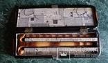 Деревянная разборная  трость ручной работы. ( 93 см. )., фото №2