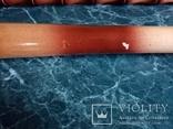 Деревянная разборная  трость ручной работы. ( 93 см. )., фото №4