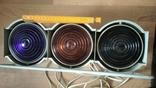 Светомузыка светильник светофор, фото №2