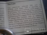 Канада Банковская упаковка 2018 Корабль парусник Викинги серебро сертификат футляр, фото №12