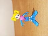 Киндер Инфинимикс. Девочка в ластах., фото №2