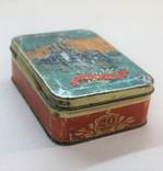 Жестяная коробка кондитерка им. К.Маркса, фото №2