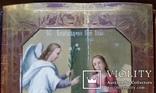 Ікона Благовість, 31х26,2 см, фото №3