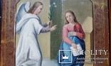 Ікона Благовість, 31х26,2 см, фото №4