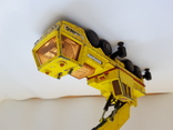 1974 Matchbox Lesney. Made in England. HERCULES MOBILE CRANE (cc), фото №5