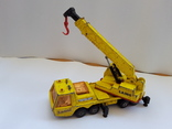 1974 Matchbox Lesney. Made in England. HERCULES MOBILE CRANE (cc), фото №6