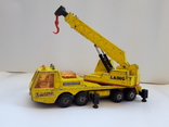 1974 Matchbox Lesney. Made in England. HERCULES MOBILE CRANE (cc), фото №7