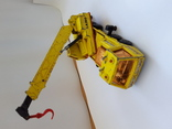 1974 Matchbox Lesney. Made in England. HERCULES MOBILE CRANE (cc), фото №8