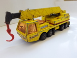 1974 Matchbox Lesney. Made in England. HERCULES MOBILE CRANE (cc), фото №12