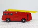 CORGI JUNIORS Made in Gt. Britain. Erf Fire Tender (cc), фото №3