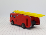 CORGI JUNIORS Made in Gt. Britain. Erf Fire Tender (cc), фото №4