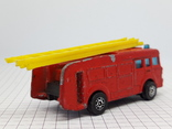 CORGI JUNIORS Made in Gt. Britain. Erf Fire Tender (cc), фото №5