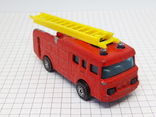 CORGI JUNIORS Made in Gt. Britain. Erf Fire Tender (cc), фото №7
