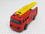 CORGI JUNIORS Made in Gt. Britain. Erf Fire Tender (cc), фото №8
