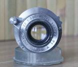 Объектив Индустар-22 3,5/50 М39 (Зоркий, ФЭД, Leica) 1950 г. выпуска, фото №4