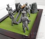 Виньетка, наполеоновские войны, фото №10