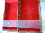 Шкатулка авторская ручная роспись фото 5