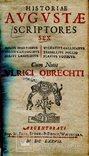 """""""История Августов"""" 1677 (биографии римских императоров от Адриана до Карина), фото №2"""