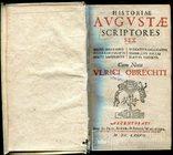 """""""История Августов"""" 1677 (биографии римских императоров от Адриана до Карина), фото №7"""