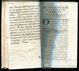 """""""История Августов"""" 1677 (биографии римских императоров от Адриана до Карина), фото №12"""
