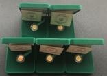 2 гривні 2007 рік. Риби. Золото 1,24 грам - 5 монет., фото №2