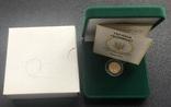 2 гривні 2007 рік. Водолій. Золото 1,24 грам № 0007877, фото №2