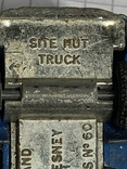 №60 LESNEY Site Hut Truck Made in England, фото №10