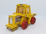 1972 Matchbox Lesney. Made in England. K-5 Muir Hill Tractor (cc), фото №5