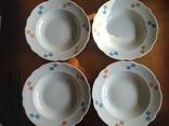 Тарелки глубокие 4 шт., фото №5