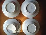 Тарелки глубокие 4 шт., фото №6