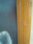 Картина Зебра 94,7*34,7см фото 5