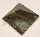 Пирамидка из чшмы-гелиотропа, фото №3