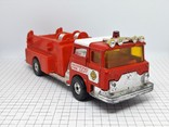 Corgi Made in Gt Britain. Mack Cf Fire Pumper Firefighters (cc), фото №2