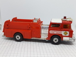 Corgi Made in Gt Britain. Mack Cf Fire Pumper Firefighters (cc), фото №3