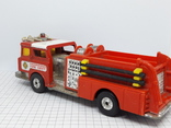 Corgi Made in Gt Britain. Mack Cf Fire Pumper Firefighters (cc), фото №6