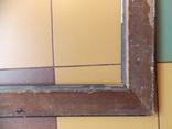 Старинная рама. Дореволюционная. Вн. размер 48х38 см., фото №12