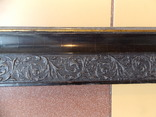 Старинная рама. Дореволюционная. Вн. размер 48х38 см., фото №13