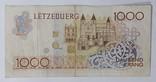 Люксембург 1000 франков, фото №3