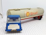 CRESCENT TOY. Made in Gt Britain. TANKER SHELL (сс), фото №3