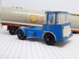 CRESCENT TOY. Made in Gt Britain. TANKER SHELL (сс), фото №5