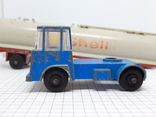 CRESCENT TOY. Made in Gt Britain. TANKER SHELL (сс), фото №6