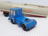 CRESCENT TOY. Made in Gt Britain. TANKER SHELL (сс), фото №7