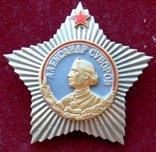 Орден Суворова I ст, копия, фото №2